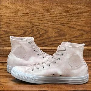 d3d7805ce4ac Converse CTAS Hi Barely Rose White Shoes
